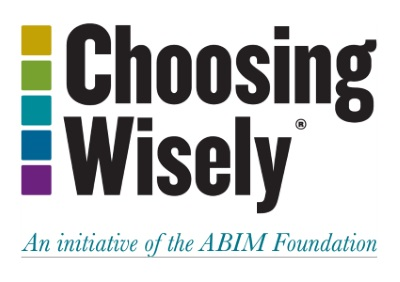 Choosing Wisely logo