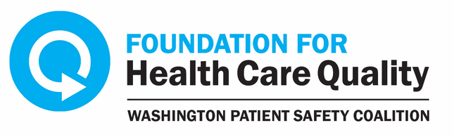 Health Equity with the WA Patient Safety Coalition logo