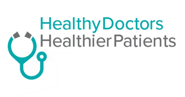 Healthy Doctors, Healthier Patients logo