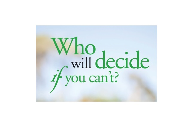 Who will decide if you can't? graphic