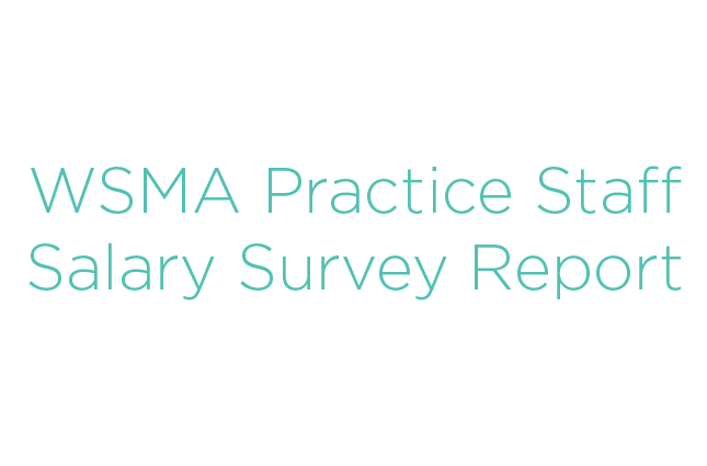 WSMA Practice Staff 2018 Salary Survey Report